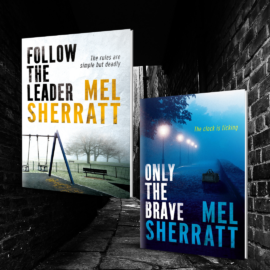 Why I wrote Follow the Leader and Only the Brave