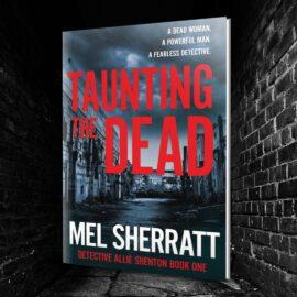 New Taunting the Dead 2021 Mel Sherratt