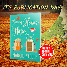 Coming Home to Hope Street – a hug in a book