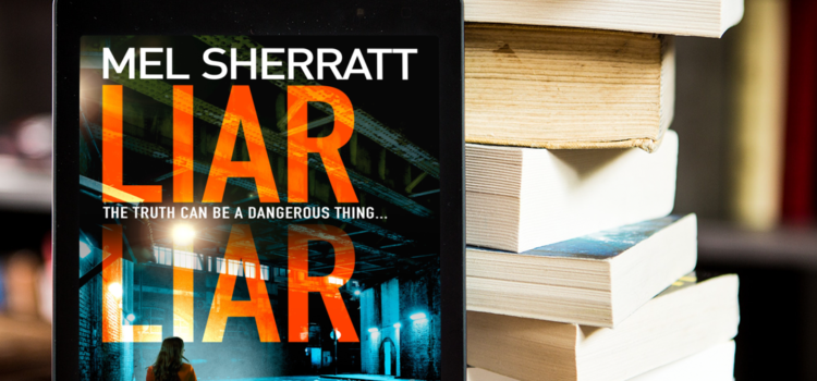 Liar Liar ebook publication day