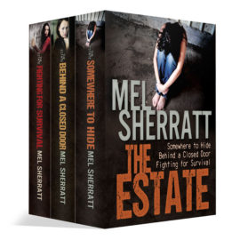 All three books in one long read for only £1.99